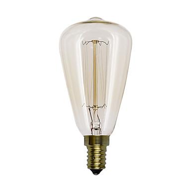 1pc 40W E14 ST48 Warm White 85-265V 110-130V 220-240V