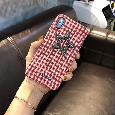 Plus Con 8 iPhone Fantasia Con Plus Morbido X iPhone 7 onde retro Apple 06585213 diamantini Custodia iPhone Per per iPhone Per disegno Tessile X xq1YwfAO