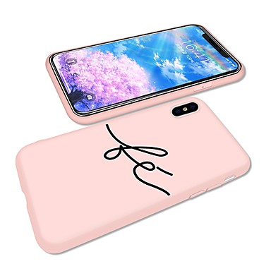 Per X Apple X 8 8 Morbido TPU 06639287 Plus iPhone Frasi iPhone Cartoni Per animati per retro Custodia Fantasia disegno iPhone famose iPhone Hqx5zW