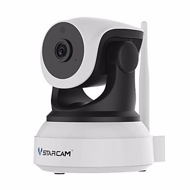 vstarcam® c7824wip 720p 1,0 mp wi-fi -valvontakameran IP-kamera (yönäkö / kaksisuuntainen ääni / hälytys / p2p / support 128gb tf-kortti)