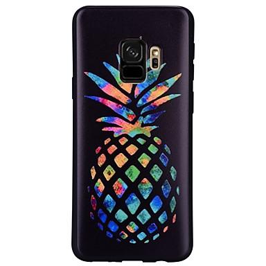Etui Käyttötarkoitus Samsung Galaxy S9 Plus / S9 Kuvio Takakuori Hedelmä Pehmeä TPU varten S9 / S9 Plus