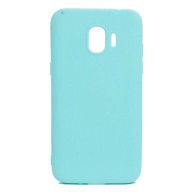 [$2.99] Case For Samsung Galaxy J7 (2017) J2 PRO 2018 Frosted Back Cover Solid Colored Soft TPU for J7 (2017) J7 (2016) J5 (2017) J5 (2016) J3