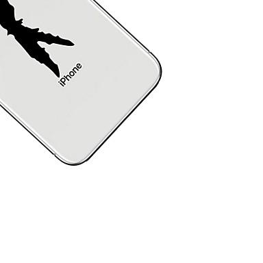 X 8 X disegno TPU Per logo iPhone Plus Apple iPhone 06610037 per Custodia Per Morbido Transparente iPhone 8 iPhone Con iPhone retro Apple Fantasia 8wtXqcU