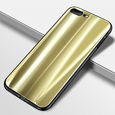 Vetro A agli temperato 8 iPhone Resistente Resistente iPhone Per unita 06680675 per urti Apple iPhone X Custodia X specchio Per retro Tinta xwSqaaFf