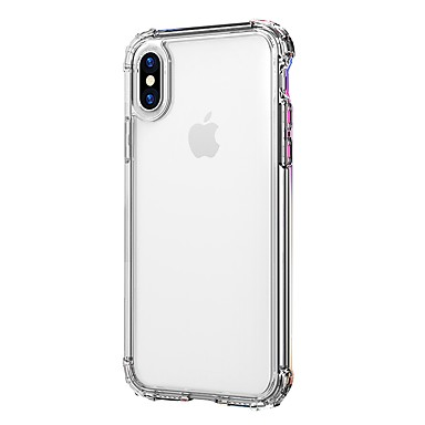 iPhone Transparente retro PC X urti Custodia 8 X Apple Resistente iPhone agli unita Per per 06707791 Per iPhone iPhone 8 Resistente Tinta zqq4E