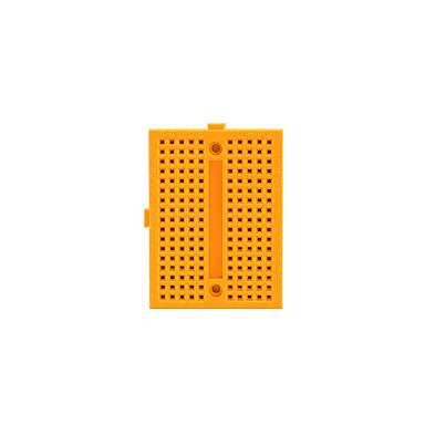 Mini Breadboard - Sarı (46 x 35 x 8.5mm)