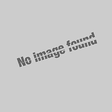 economico Abbigliamento uomo-Polo - Taglie forti Per uomo Essenziale Con ricami, Tinta unita / Animali Colletto - Cotone Giallo XL / Manica corta