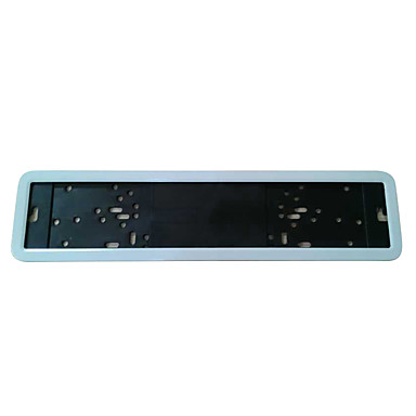 1 Piece 211 Stainless Steel Driver License Plates Us Standard For Universal All Models Years 06688239