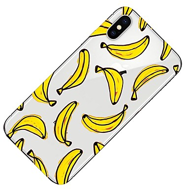 Per X iPhone retro Apple Frutta Transparente Morbido TPU iPhone 8 iPhone per disegno Per iPhone 06749168 8 Plus 8 X iPhone Fantasia Custodia Sqxdawpq