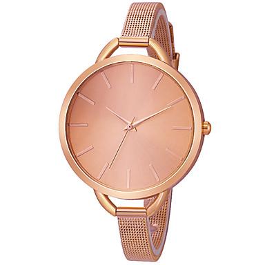 Women's Wrist Watch Quartz Black / Silver / Gold Chronograph Cute Casual Watch Analog Ladies Bangle Elegant - Black Silver Rose Gold One Year Battery Life