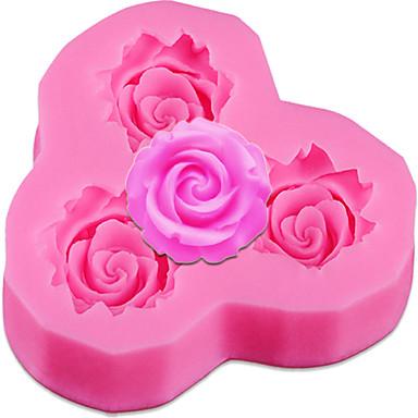 Εργαλεία ψησίματος Σιλικόνη Φτιάξτο Μόνος Σου Μπισκότα / Cupcake / Σοκολατί Καλούπια τούρτας / Επιδόρπιο Διακοσμητές / Εργαλεία επιδόρπιο 1pc