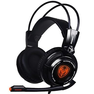voordelige Gaming-oordopjes-Somic G941 Gaming Headset PC Gaming Creatief