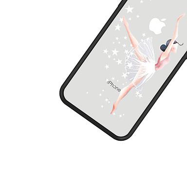 8 iPhone animati Fantasia Plus Custodia Plus Apple iPhone iPhone Acrilico 8 disegno per 8 iPhone iPhone X 06749882 Per X Cartoni retro Per Sexy Resistente Oxw0Efwqg