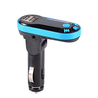 voordelige Bluetooth autokit/handsfree-YuanYuanBenBen I9 Bluetooth 3.0 Bluetooth Auto Kit Auto Handsfree FM Zenders Automatisch