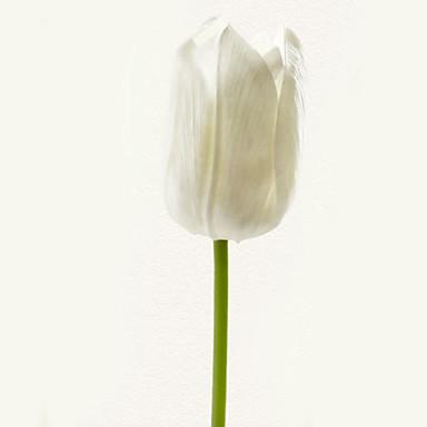 زهور اصطناعية 1 فرع كلاسيكي الحديث المعاصر أزهار التولب أزهار الطاولة