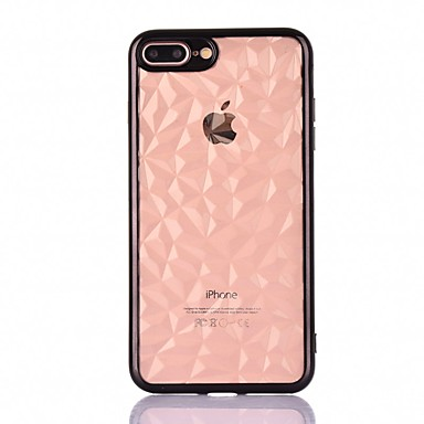 Plus Morbido 06802566 iPhone iPhone Placcato iPhone 8 per iPhone Geometrica retro X Apple Per 8 iPhone Per Custodia TPU X 8 EIwfvxTRnq