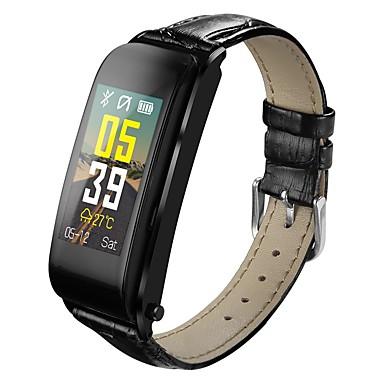 זול שעונים חכמים-BoZhuo Y6 יוניסקס חכמים שעונים Android iOS Blootooth ספורטיבי מוניטור קצב לב מודד לחץ דם כלוריות שנשרפו מעקב אימון מד צעדים מזכיר שיחות מעקב שינה תזכורת בישיבה Alarm Clock / 200-250