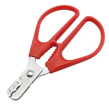 فولاذ مقاوم للصدأ+بلاستيك الأدوات المخصصة تونغ أدوات المطبخ الإبداعية أداة أدوات أدوات المطبخ لأواني الطبخ أدوات المطبخ الحديثة 1PC