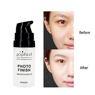 Single Colored スキンケア 液体 フェイスプライマー 1 pcs ウエット 美白 / 多機能の / 滑らか 首 / ファウンデーション / 顔 専門家 / 高品質 保護 / 多機能 化粧 化粧品