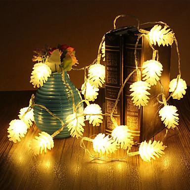 6m Fâșii de Iluminat / Cresterea luminilor 50 LED-uri RGB Decorativ