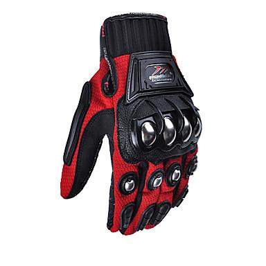 זול אופנועים וטרקטרונים-Madbike אצבע מלאה יוניסקס כפפות אופנוע חומר מעורב נושם / עמיד בפני שחיקה / מגן