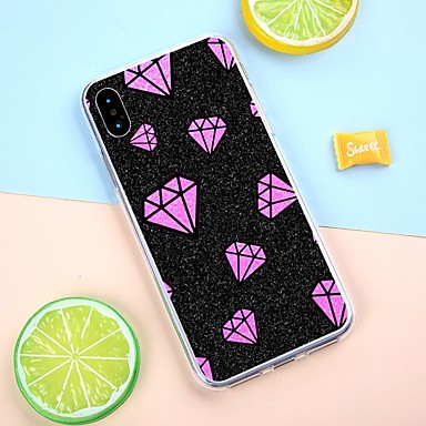 Per per Per X iPhone iPhone Strass retro iPhone Plus X 06831200 Apple TPU iPhone Custodia Plus Fantasia 8 iPhone Morbido disegno 8 8 6zqCwR