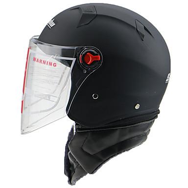 SENHU SH-975 وجه مفتوح بالغين للجنسين دراجة نارية خوذة مكافح الضباب / ثبات / مقاومة الصدمات