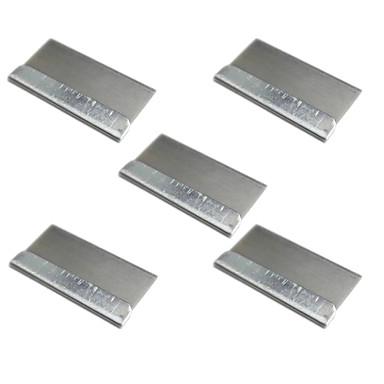 5 قطع سلامة شفرة الحلاقة لل oca لاصق ملصق إزالة تنظيف lcd أداة إصلاح