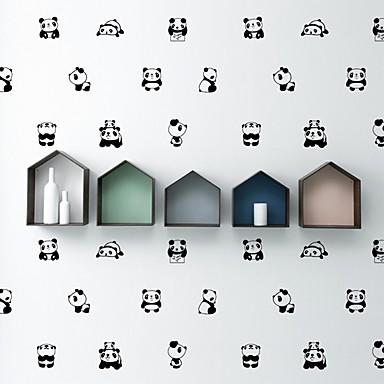 لواصق حائط مزخرفة - لواصق حائط الطائرة / ملصقات الحائط الحيوان حيوانات / أشكال غرفة الجلوس / داخلي