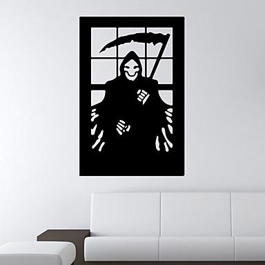 لواصق حائط مزخرفة - لواصق حائط الطائرة Halloween داخلي
