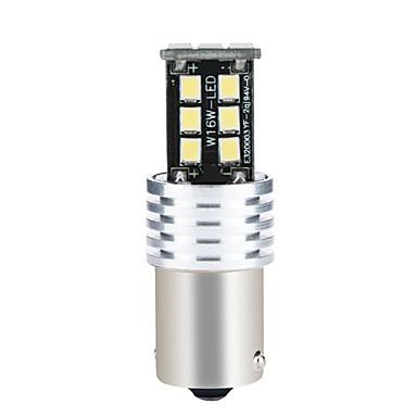 1 st. Bilar Glödlampor 21 W Integrerad LED 550 lm 6 LED Baklykta Till Universell