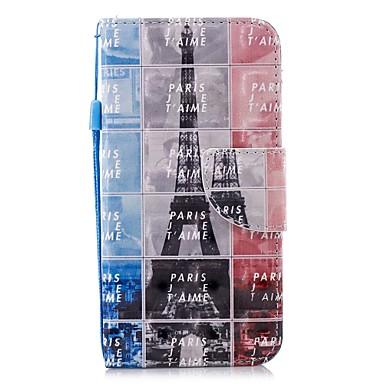 iPhone Eiffel supporto sintetica X pelle Resistente Plus 06878508 iPhone 8 credito 8 Plus Porta per iPhone Per X di Apple Torre A iPhone Custodia 8 Integrale portafoglio Con iPhone carte RIq6Tg