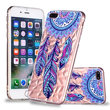 iPhone Plus 8 06878520 Fantasia Cacciatore Apple Custodia iPhone iPhone X per iPhone sogni Per X TPU Morbido Plus retro iPhone di disegno 8 8 Per Transparente R74SB7