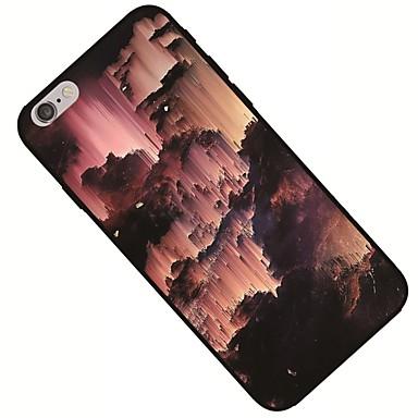iPhone Fantasia TPU X iPhone Morbido iPhone 8 Per iPhone Paesaggi Apple 8 Plus Custodia X retro iPhone 8 per disegno 06880049 Per BwASqfaB