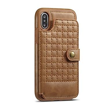 retro Porta X 06880809 Resistente Tinta supporto unita iPhone Apple carte Plus Resistente iPhone Con agli 8 Custodia 8 PC di urti per X iPhone iPhone Per iPhone Per credito 8 Wg6CqqYaw