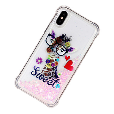 XS disegno XR iPhone Fantasia Custodia iPhone Morbido iPhone agli 8 XS TPU iPhone per retro Per Resistente 06878788 XS iPhone iPhone Apple Max Animali Per X urti gqS7B