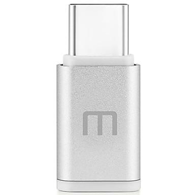 MEIZU أوسب 2.0 نوع c إلى مايكرو USB 2.0 ذكر - انثى