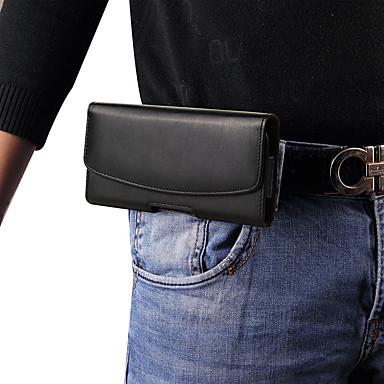 cheap Xiaomi Case-Case For Xiaomi Xiaomi Mi Max 2 / Xiaomi Mi Mix 2 / Xiaomi Mi Mix Dustproof Pouch Bag Solid Colored Hard Genuine Leather