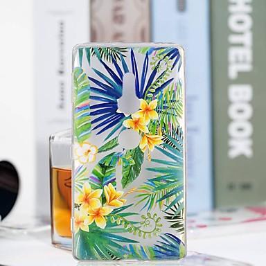 voordelige Hoesjes / covers voor Sony-hoesje Voor Sony Huawei P20 / Huawei P20 Pro / Huawei P20 lite Transparant / Patroon Achterkant Landschap Zacht TPU