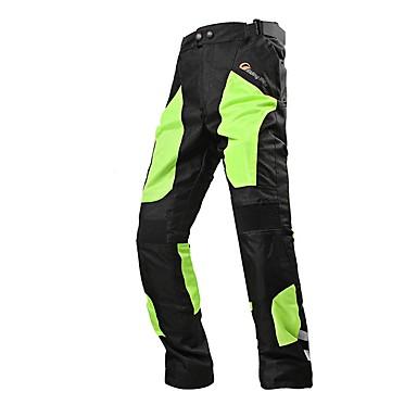 voordelige Beschermende uitrusting-rijdende stam heren motorfiets broek motorcross rijbescherming anticollision draagbare lente zomer met kniebeschermers