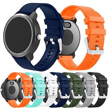 voordelige Smartwatch-accessoires-Horlogeband voor Vivoactive 3 / Voorloper 245M / Voorloper 645 Garmin Sportband Silicone Polsband