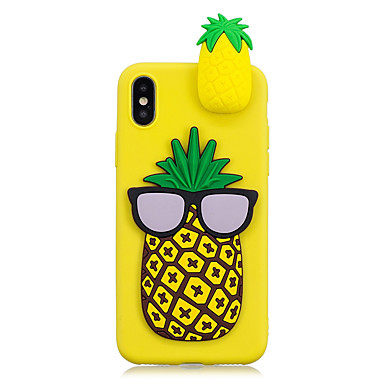 Plus Per Fai 06914001 8 iPhone Apple disegno Custodia 8 iPhone Frutta X 8 X TPU iPhone Per iPhone te per Plus Morbido da retro Fantasia iPhone Bqzd4d