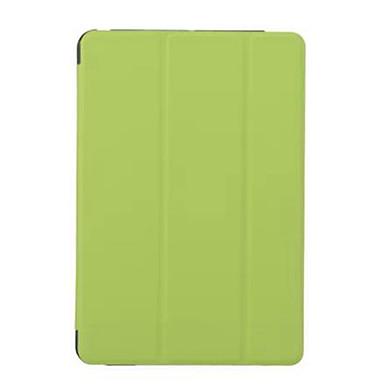 Carcasă Pro Apple iPad (2018) / iPad 4/3/2 se stojánkem / Flip / Origami Celý kryt Jednobarevné / Květiny Pevné PU kůže pro iPad Air / iPad 4/3/2 / iPad Mini 3/2/1 / iPad Pro 10.5 / iPad (2017)