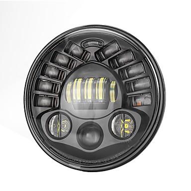 ieftine Faruri de Mașină-OTOLAMPARA 1 Bucată H4 Mașină Becuri 70 W Dip LED 8400 lm 70 LED Frontală Pentru Jeep Wrangler Toți Anii