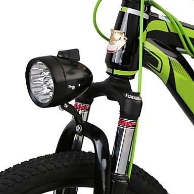 cheap Bike Lights-LED Bike Light Front Bike Light Headlight LED Mountain Bike MTB Cycling Waterproof Portable Quick Release AAA 400 lm Battery White Cycling / Bike