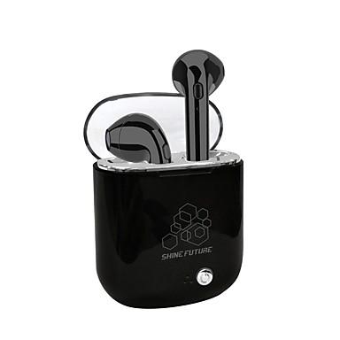 Factory OEM SF TWS True Wireless Hovedtelefon Bluetooth 4.2 EARBUD Bluetooth 4.2 Med Mikrofon