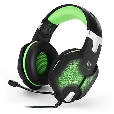 رخيصةأون سماعات الرأس و الأذن-KOTION EACH G1000 سماعة الألعاب كابل الألعاب مع ميكريفون