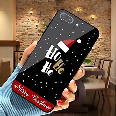 voordelige iPhone 5 hoesjes-hoesje Voor Apple iPhone XS / iPhone XR / iPhone XS Max Patroon Achterkant Kerstmis Zacht TPU