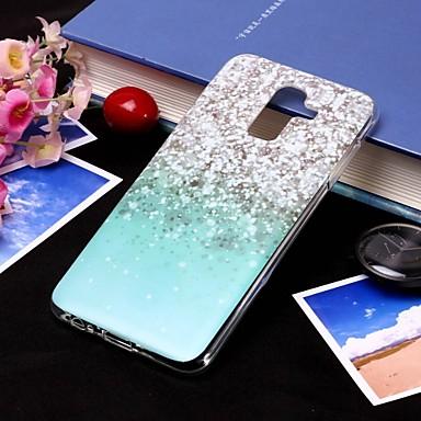 voordelige Galaxy J-serie hoesjes / covers-hoesje Voor Samsung Galaxy J8 (2018) / J7 (2017) / J7 (2018) IMD / Doorzichtig Achterkant Landschap Zacht TPU