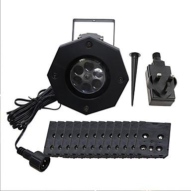 YWXLIGHT® 1セット 6 W LEDフラッドライト 防水 / 装飾用 100-240 V 屋外 / 結婚式場 / リビングルーム/ダイニングルーム 6 LEDビーズ
